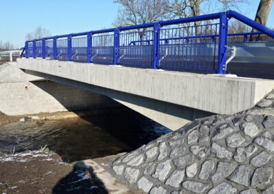 Obnova mostu Radhošť – Janovičky